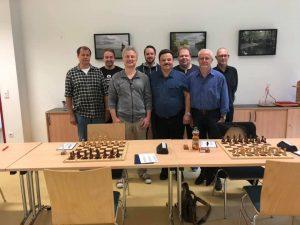 1-Mannschaft-SV 47 Dormagen Schach