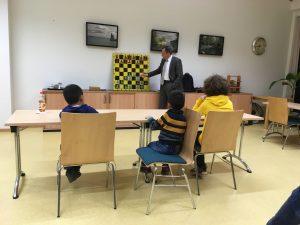 Schach Jugendtraining